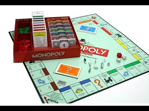 игра монополия деньги фишки