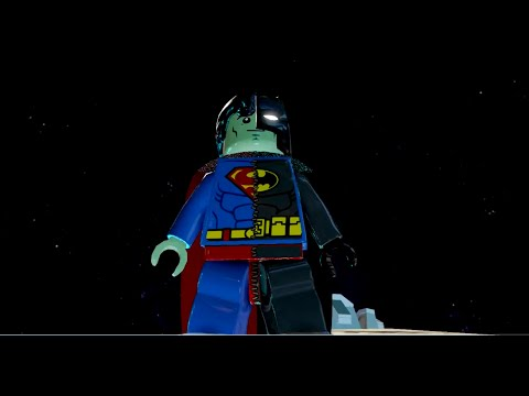 LEGO Batman 3: Beyond Gotham - Composite Superman Gameplay and Unlock Location
