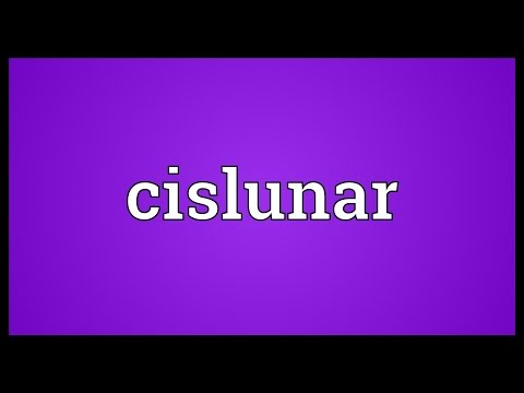 Header of cislunar