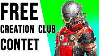 GET Fallout 4 Creation Club Stuff FREE!
