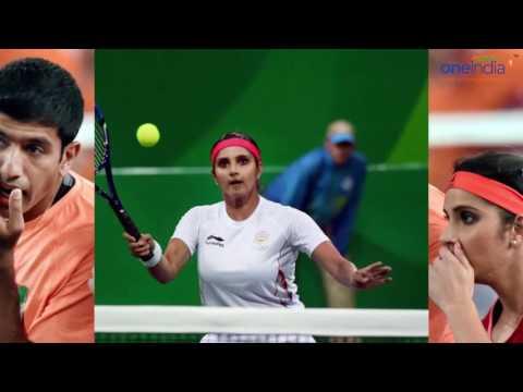 Sania Mirza Rohan Bopanna mixed doubles semifinals in Rio Olympics 2016
