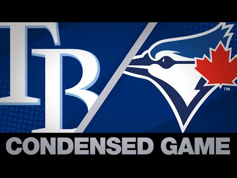 Condensed Game: TB@TOR - 4/14/19