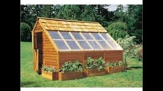 How To Build A Greenhouse-plans