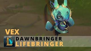 Dawnbringer Vex Lifebringer Chroma - League of Legends