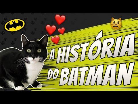Gatinhos da Isa | Batman, o Super Gato!