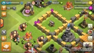 Clash of clans #1 : novo clã Y.A.H.O.O