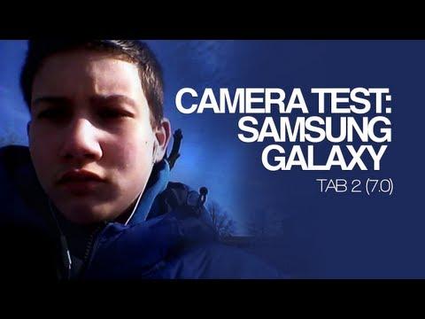 Camera Test: Samsung Galaxy Tab 2 (7.0)