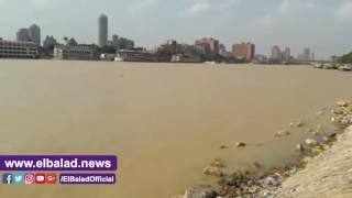 توقف عدد من المحطات بـ5 محافظات بسبب عكارة مياه النيل ..صوروفيديو
