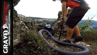Witzige & verrückte Clips aus meinen Bikevideos | Best of MTB Vlog & Fails Compilation #3 | Leo Kast