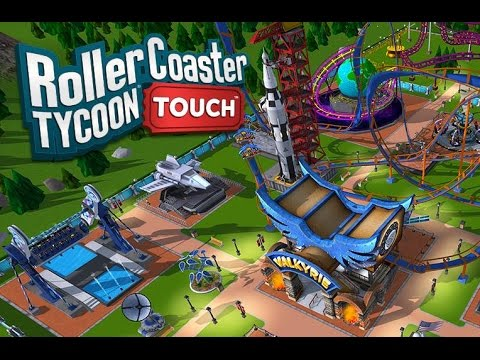 rollercoaster tycoon touch | Tumblr