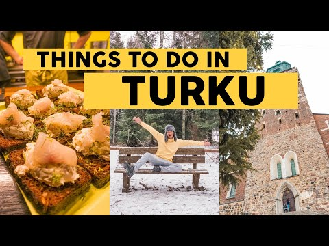 Things to do in Turku, Finland