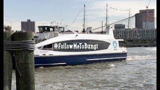 The new NYC Ferry to Rockaway Beach   #IGCtv