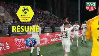 Dijon FCO - Paris Saint-Germain ( 0-4 ) - Résumé - (DFCO - PARIS) / 2018-19