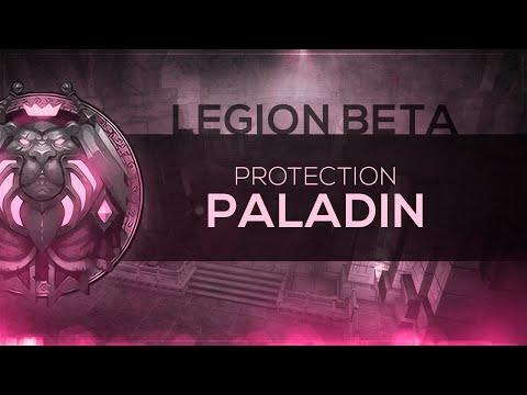 FinalBossTV - WoW LEGION Beta | Protection Paladin [2nd Pass]
