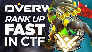 10 Tips to Get Grandmaster in CTF - Overwatch