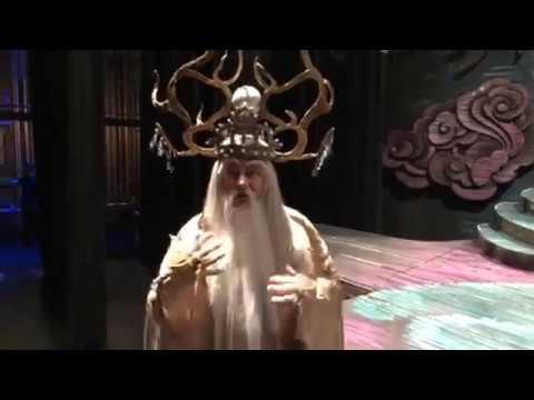 Tulsa Opera Live - Turandot Sets & Costumes