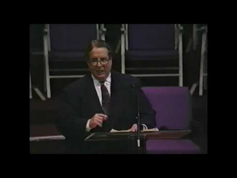 Billy Cole - The Power Of Speaking The Word Of Faith - 1993 Landmark Conference