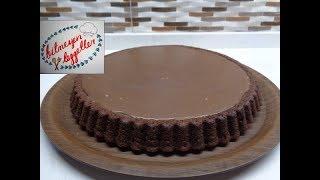 Karamelli Brownie Tarifi - Çikolatalı Karamelli Kek Tarifi - Bitmeyen Lezzeler