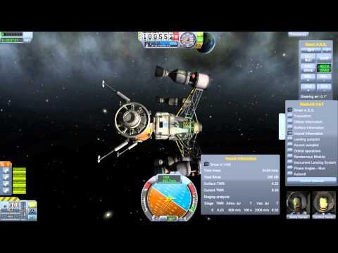 Kerbal Space Program - Reusable Space Program - Episode 18