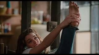 Hathaway feet ann Get Smart