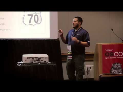 Open Source Billing Systems - Jason Hall @ OSCON