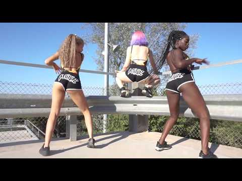 Shenseea x Konshens x Rvssian - Hard Drive (Attitude Dance Video)