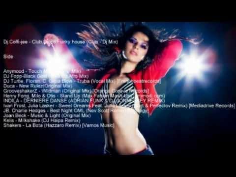 Dj.Coffi-jee - Club,Disco,Funky house (Club - Dj Mix) 2014
