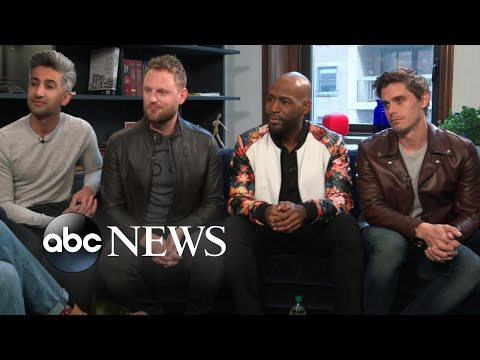 'Queer Eye's' Fab Five on how Season 1's big moments will carry over to Season 2