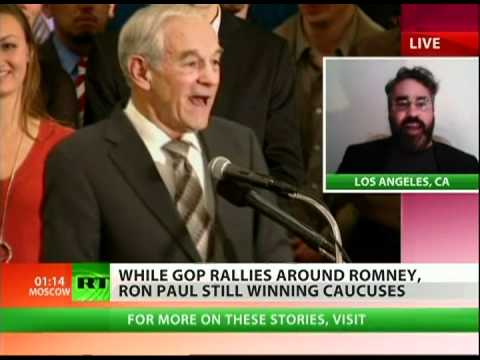 Can the delegate vote help Ron Paul pull off an upset?
