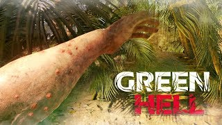 GREEN HELL #05 - Mein erster Ausschlag ❤ ● Let's Play Green Hell