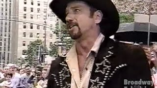 "Tom Wopat - ""No Business Like Show Business"" - ANNIE GET YOUR GUN (Today Show 10-Jul-1999)"
