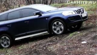 Volvo XC60 - тест-драйв городского кроссовера Вольво