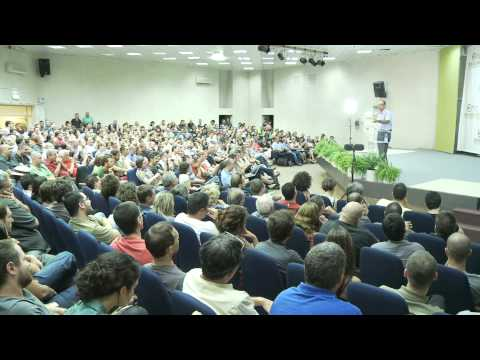 הרצאה מרתקת של ירון זליכה