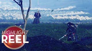 Highlight Reel #555 - Ghost Of Tsushima Showdown Freezes