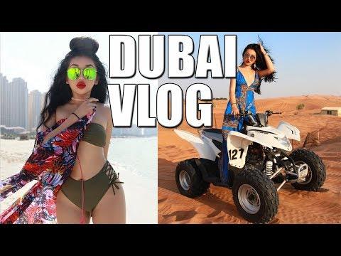 LIVING MY BEST LIFE IN DUBAI | VLOG