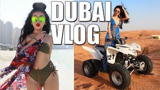 LIVING MY BEST LIFE IN DUBAI   VLOG