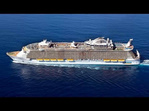 Oasis of the Seas - ALL ACCESS TOUR!