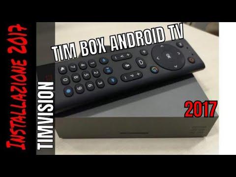 Installazione Del Nuovo Decoder Timvision Tv Box Android