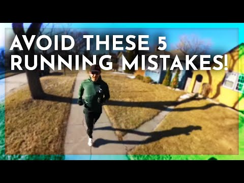 5 Beginner Triathlete Running Workout Mistakes You Should Avoid