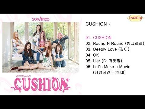 [Full Album] SONAMOO (소나무) - CUSHION [2nd Mini Album]