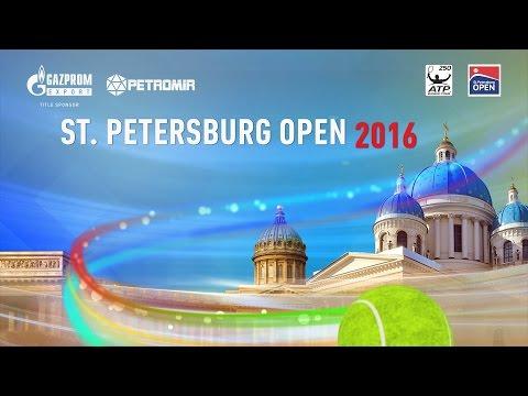 Dominic Inglot & Henri Kontinen St.Petersburg Open 2016