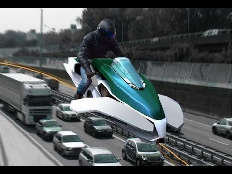 Breaking News Flying Bike Is No More A Dream Bmw And