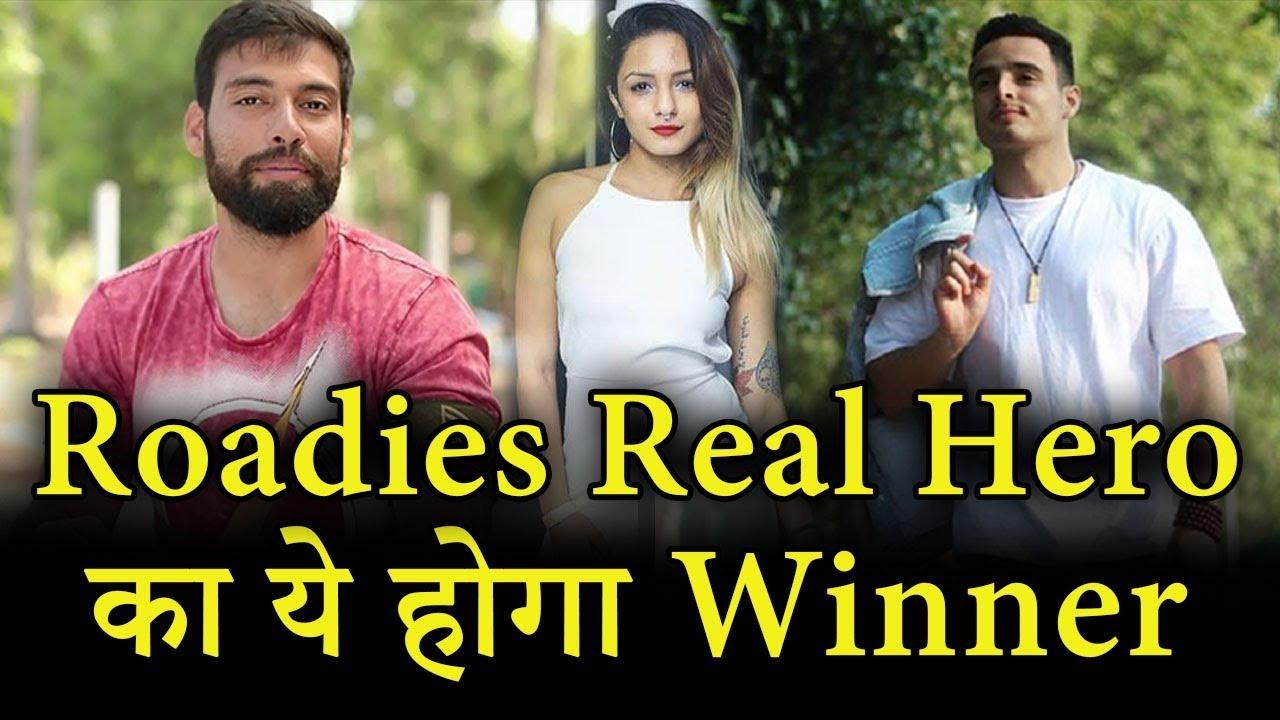 LEAKED ! MTV Roadies Real Heroes Winner   Arun Sharma   Raftaar   Prince  Narula