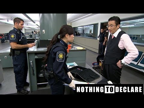 Nothing To Declare (CANADA) | 120 Minutes Best Canada Border Compilation S03