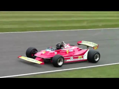 Goodwood 74MM Ground Effect F1 Demo Cosworth DFV