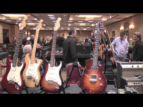 Chicago Vintage Guitar Expo - Alsip, IL 2-27-2011