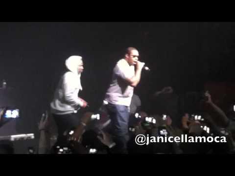 Kendrick Lamar Brings Out Busta Rhymes And Premieres