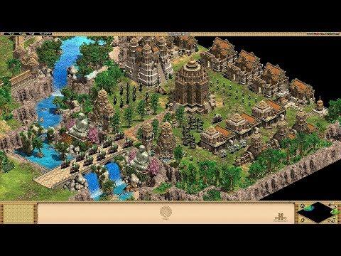 Age of Empires II en Directo - Entrenando España A vs Argentina A