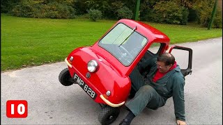 10 Cars You Won't Believe that Exist! - The Best Top10