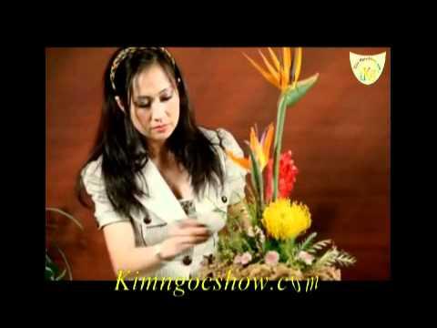 Kimngocshow.com - Nghệ Thuật Cắm Hoa 004